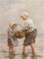 the shell gatherers by robert gemmell hutchison