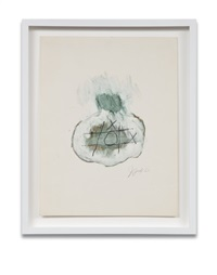 money bag drawing by joe goode