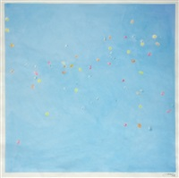 untitled (balloons) by isca greenfield-sanders