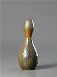attenuated double gourd by georges hoentschel