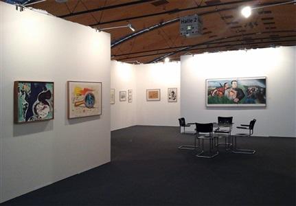 installation view art karlsruhe