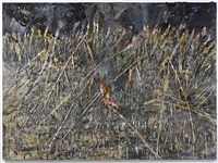 ignis sacer by anselm kiefer