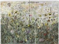 hortus philosophorum by anselm kiefer