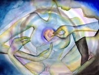 refuge by francesco clemente