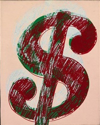 $(1) by andy warhol