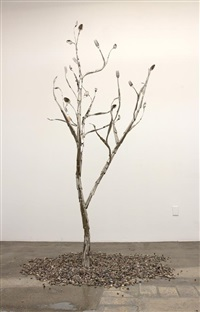 grafted settings (tree) by jean shin