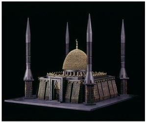 mosque iii (after national mosque of nigeria) by al farrow