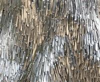 domesticated landscapes (bark) by jean shin