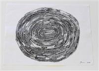 annual rings 1 by jean shin