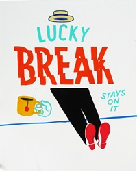 lucky break by stephen powers