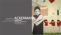 exhibition - galerie voss by sandra ackermann
