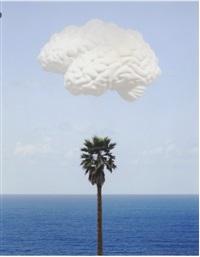clouds by john baldessari