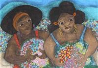 mulatas com flores (mulatas with flores) by vanice ayres