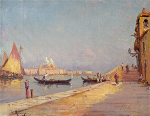venice view by vincent manago