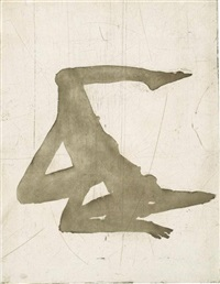 copper plate nudes ii (7) by nathan oliveira