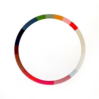 colour wheel 6 by sophie smallhorn