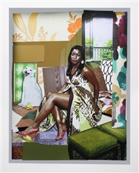 i've been good to me by mickalene thomas