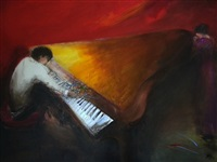 pianist by jaber alwan