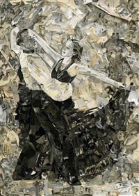dancers, album by vik muniz