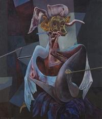 l'alchimie de la peinture by kurt seligmann