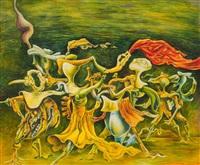 vanity of the ancestors by kurt seligmann