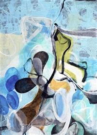 blue drift by charlie hewitt