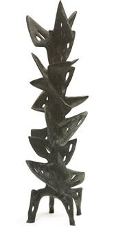flügelsäule by karl hartung