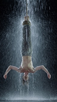 water martyr by bill viola