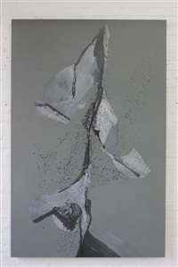 ohne titel (zink) by daniel lergon