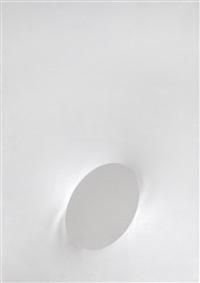 forma/ un ovale bianco by turi simeti