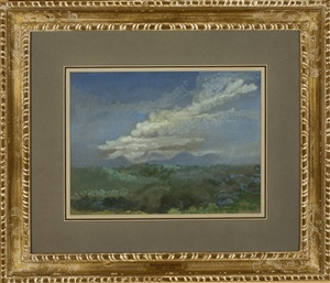 cloud study by arthur bowen davies