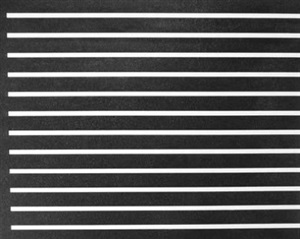 untitled (from set of six aquatints) by donald judd