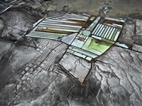 colorado river delta #8, salinas, baja, mexico by edward burtynsky