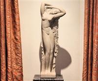female nude by louis (pierre) rigal