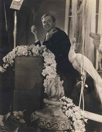 self-portrait by cecil beaton