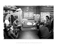 the ali portraits - ali press conference by jan w. faul