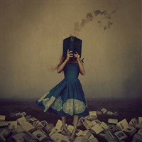 character untold by brooke shaden