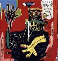 ernok by jean-michel basquiat
