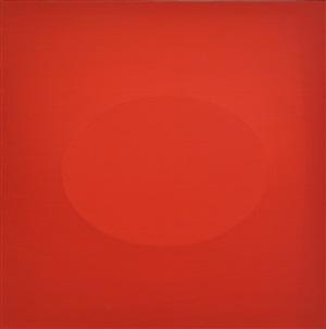 un ovale rosso by turi simeti