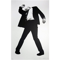 rick by robert longo