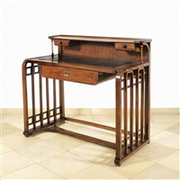desk by josef hoffmann