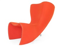 felt chair by marc newson