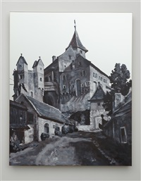 castle pernstejn by rachel feinstein