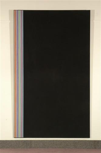 black widow by gene davis