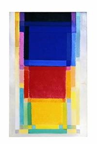 geometrie und farbe by heinz mack