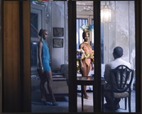 w, march 2000, from cuba libre series for w by philip-lorca dicorcia