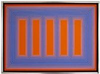 temple of orange light by richard anuszkiewicz