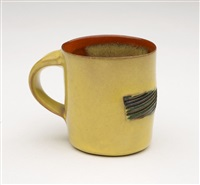 untitled (tequila cup) by ken price