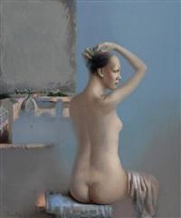 by the window by paulis postazs