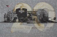 the portable war memorial 20 by edward kienholz